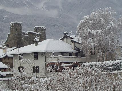 Castello di Pilato - Nus (3560 clic)
