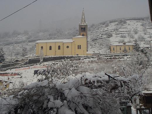 Chiesa di Sant'Itario - Nus (3963 clic)