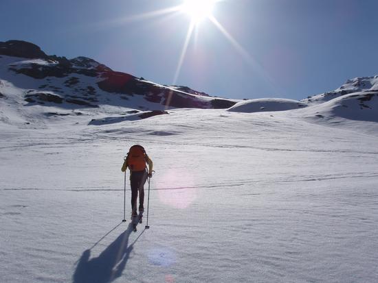Sci alpinismo a VAltournenche (3912 clic)