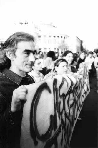 Manifestazione del 27 ottobre 2008  - Palermo (2954 clic)