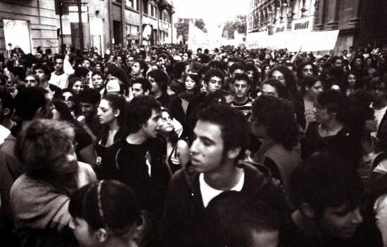 Manifestazione del 27 ottobre 2008  - Palermo (3894 clic)