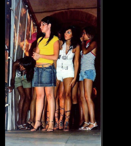 concorso di bellezza  - Palermo (6014 clic)