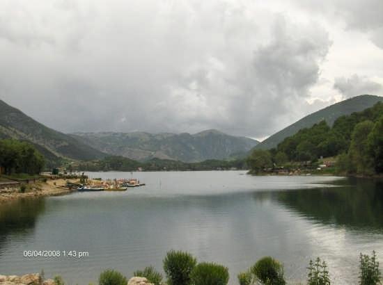 Lago di Scanno (2231 clic)
