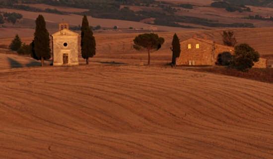 Chiesa di Vitaleta - Pienza (5031 clic)
