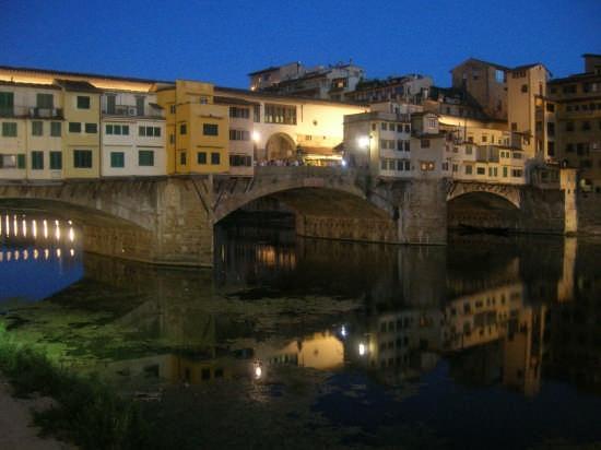 Ponte Vecchio - Firenze (3210 clic)
