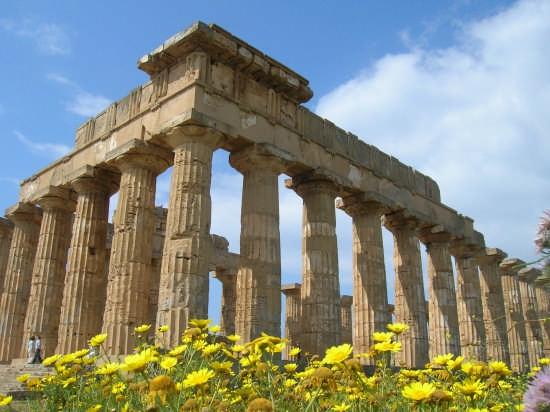 Tempio di Selinunte (6488 clic)