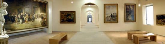 pinacoteca - Vigevano (2297 clic)