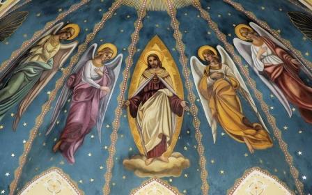 Caltagirone - Cappella neogotica  Seminario di città (3570 clic)