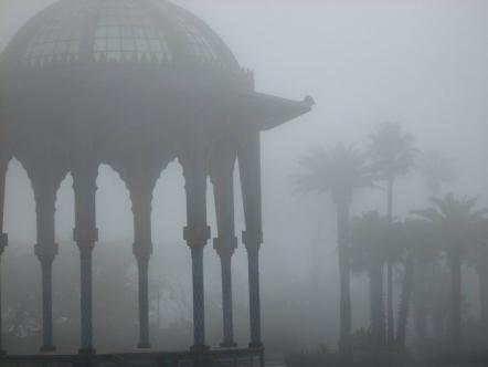 Nebbia - Caltagirone (4409 clic)