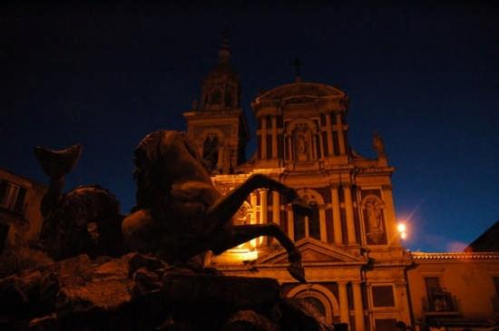 Chiesa di San Sebastiano - Caltanissetta (4452 clic)
