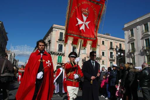 Corteo della cera - Catania (2362 clic)