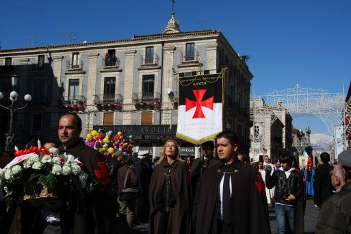Corteo della cera - Catania (2427 clic)