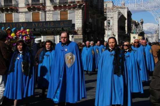 Corteo della cera - Catania (2337 clic)