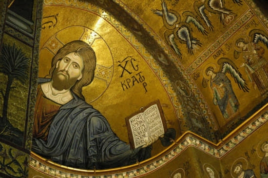 Monreale - Duomo - particolare (3422 clic)