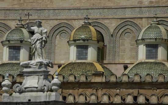 Palermo - Duomo (3148 clic)