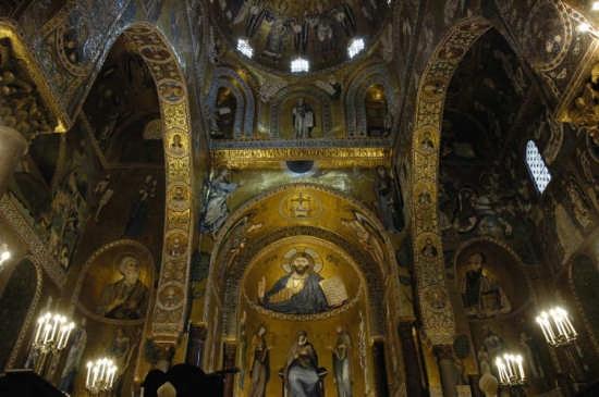 Palermo - Cappella Palatina (3892 clic)
