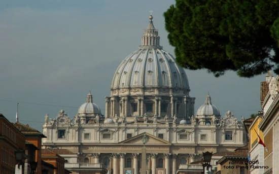 Roma - San Pietro (1956 clic)