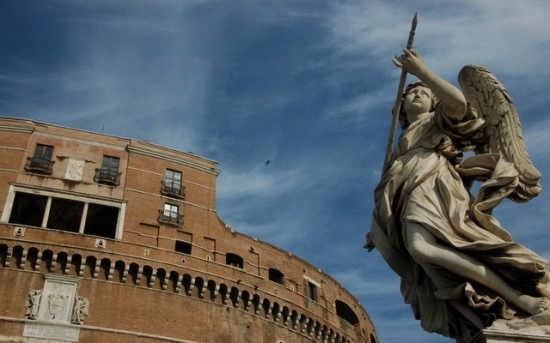 Castel Sant'angelo - Roma (1809 clic)
