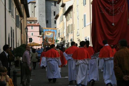 Processione - Sambuci (2740 clic)