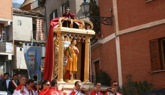Processione - Sambuci (2464 clic)