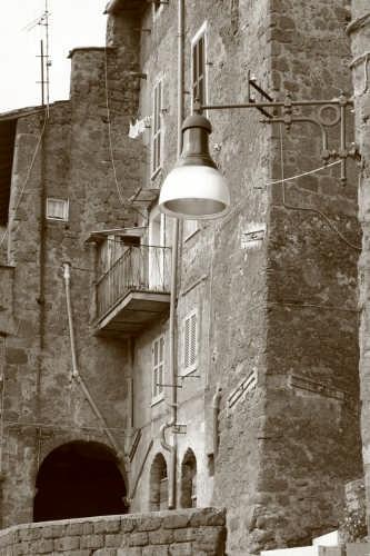 Vicolo - Vignanello (1956 clic)
