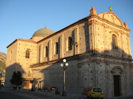 chiesa Santa Maria Assunta - Frascineto (3677 clic)