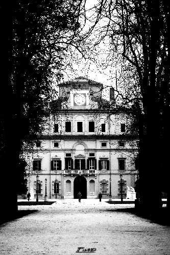 Parco Ducale - Palazzo Ducale - Parma (3075 clic)