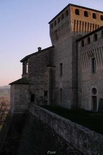 Castello di Torrechiara - 1 (2756 clic)