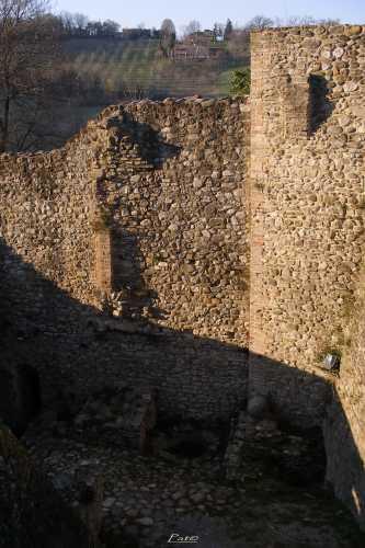 Castello di Torrechiara - 2 (1914 clic)