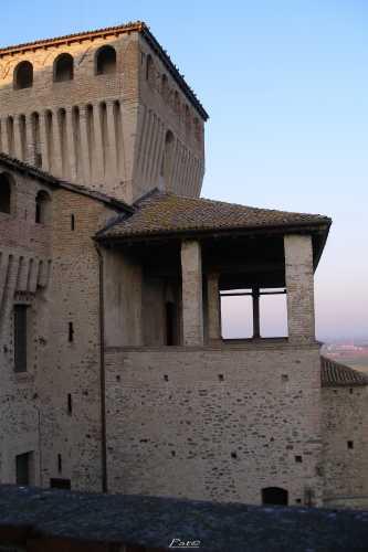 Castello di Torrechiara -3 (2506 clic)