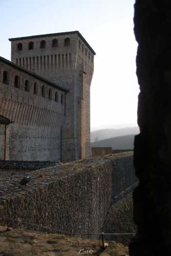 Castello di Torrechiara - 4 - TORRECHIARA - inserita il 21-Jul-09