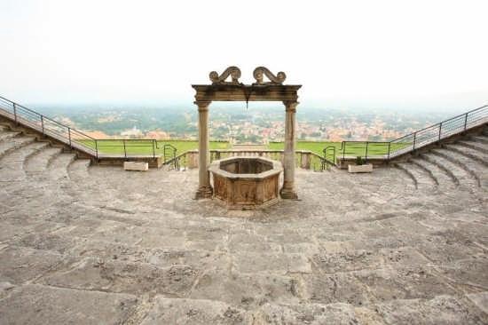 Tempio della Dea Fortuna - Palestrina (5454 clic)