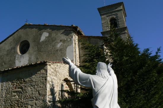 La Pieve di San Michele Arcangelo a Montecuccoli - Barberino di mugello (2927 clic)