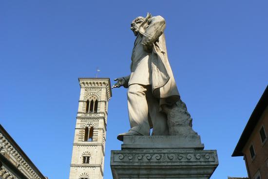 Piazza del Duomo - Particolare - Prato (1073 clic)