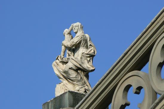 Cattedrale di Santo Stefano - Particolare - Prato (1205 clic)