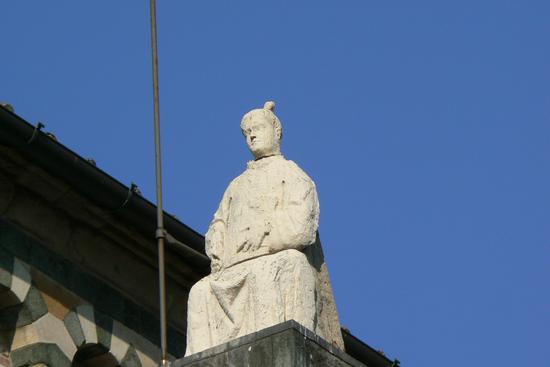 Cattedrale di Santo Stefano - Particolare - Prato (1099 clic)