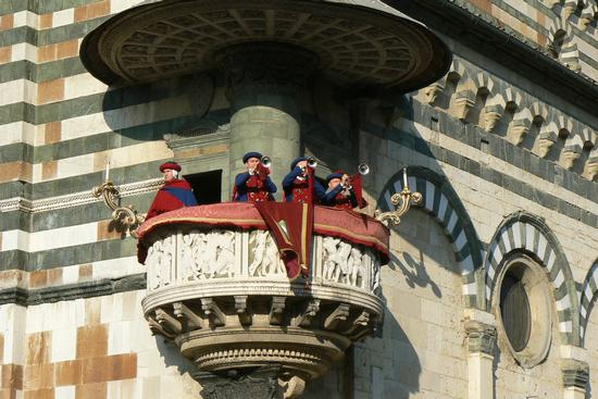 Ostensione del Sacro Cingolo 15 agosto 2013 - Prato (1288 clic)
