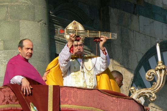 Ostensione del Sacro Cingolo 15 agosto 2013 - Prato (1063 clic)