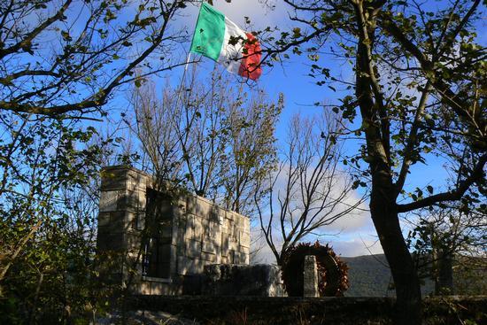 Mausoleo di Curzio Malaparte - Prato (531 clic)