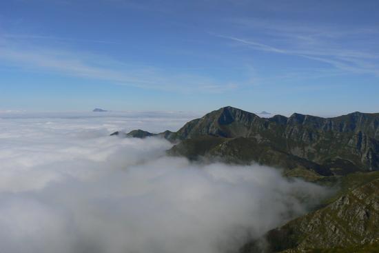 Nuvole basse - Abetone (1204 clic)