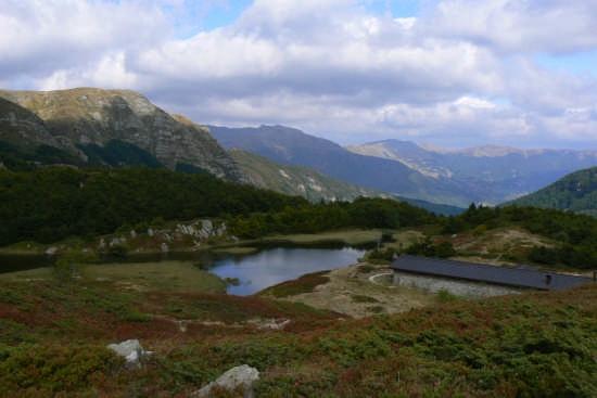 Il Lago Nero - Abetone (4648 clic)