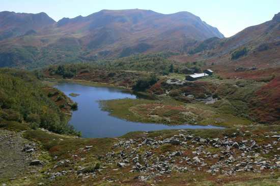 Il Lago Nero m. 1730 - Abetone (3652 clic)