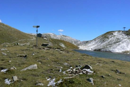 Lago Scaffaiolo - Fanano (3629 clic)