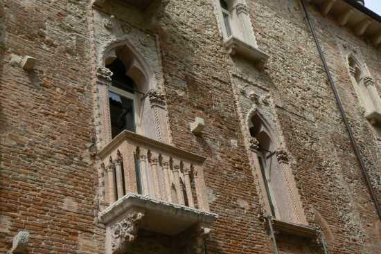 Palazzo Sesso Zen Fontana - Particolare - Vicenza (3489 clic)