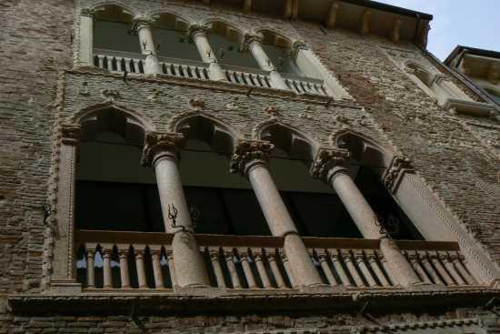 Palazzo Sesso Zen Fontana - Particolare - Vicenza (3600 clic)