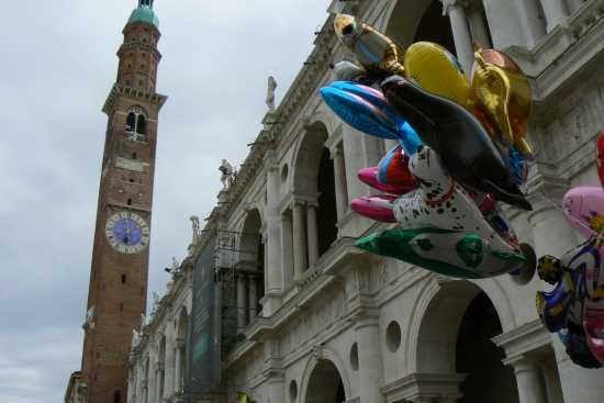 Piazza dei Signori - Vicenza (2824 clic)