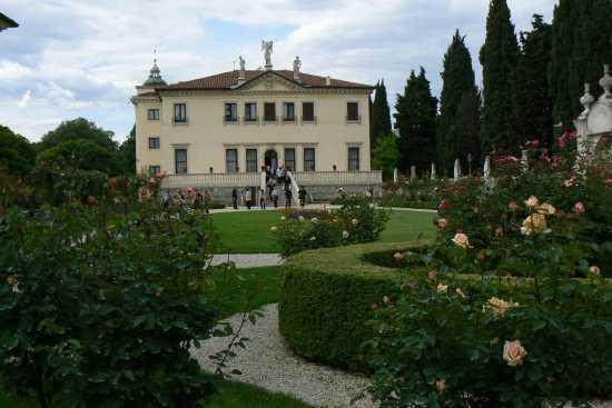 Villa Valmarana ai nani - Vicenza (3799 clic)