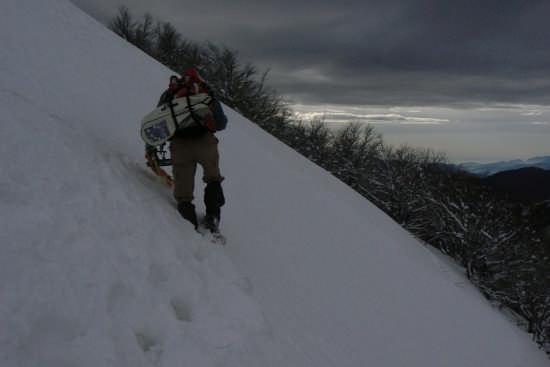 Alla ricerca del sentiero - Maresca (2377 clic)