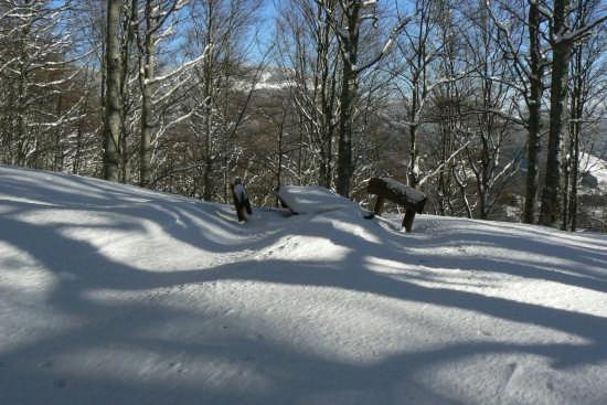 Passo del Rombicciaio m. 1347 - Maresca (2444 clic)