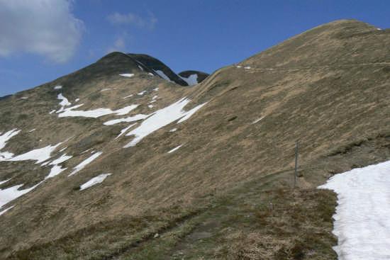Dal passo della Nevaia - Maresca (2745 clic)